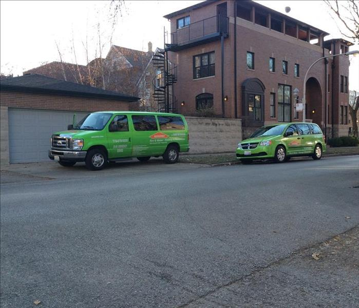 SERVPRO of Ravenswood Responds to Flooded Lincoln Park Mansion