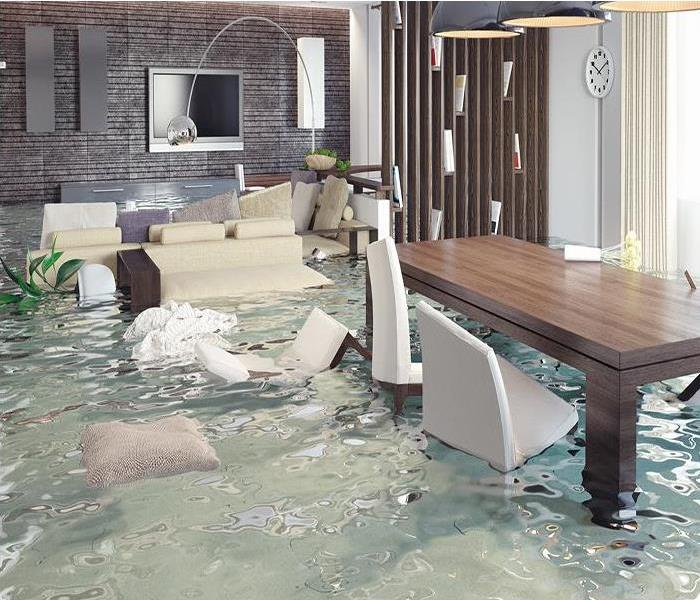 Water Damage Water Damage Edgewater
