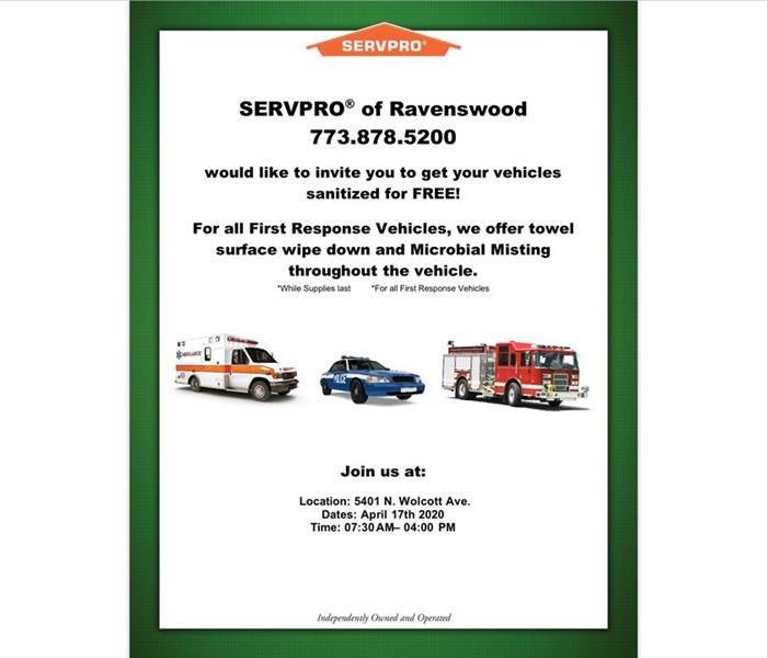 SERVPRO Of Ravenswood Storm Damage News And Updates