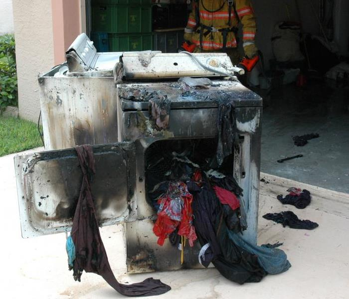 "Fire Damage ""Why do I need to remove lint from the dryer?"": Tips for Preventing Laundry Emergencies"